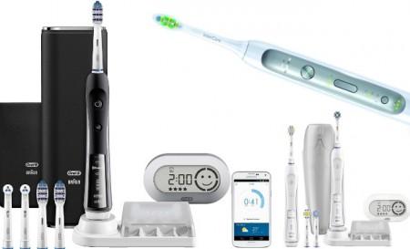 choisir brosse à dent electrique